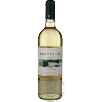 Вино бiле сухе Сан Педро Pacific Coast 0,75л