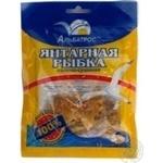 Snack Albatros Succinic salted dried 36g Ukraine