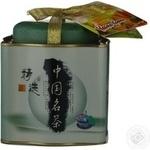 Green tea Chaina Kraina Velvet Cloud 100g can Ukraine