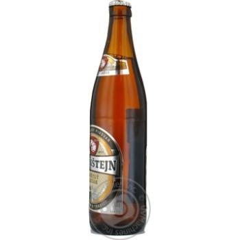 Пиво Pernstejn светлое 5% 0,5л - купить, цены на Novus - фото 4