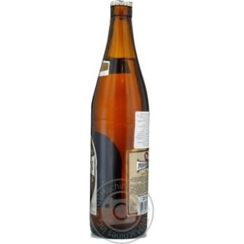 Пиво Pernstejn светлое 5% 0,5л - купить, цены на Novus - фото 5
