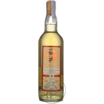 Виски Ошентошен 46% 9лет 700мл Шотландия Великобритания