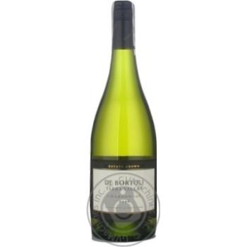 Wine chardonnay De bortoli white dry 13% 2006year 750ml glass bottle Yarra valley Australia