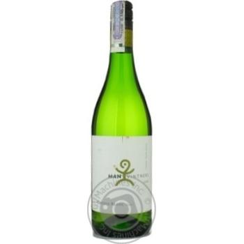 Man Chenin Blanc White Dry Wine 0.75l - buy, prices for Furshet - image 1