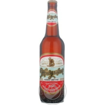 Пиво Жигулевское светлое непастеризованное 4.2%об. 500мл
