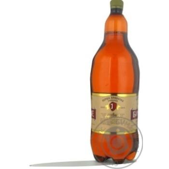 Persha Pryvatna Brovarnya Bochkove Light Beer 4,5% 2l - buy, prices for Furshet - image 2