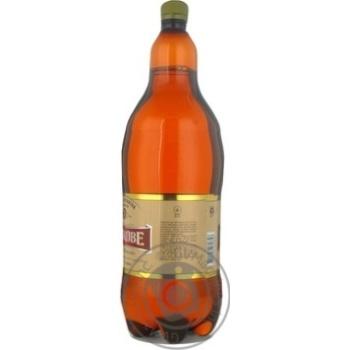 Пиво Перша Приватна Броварня Бочковое светлое 4,5% 2л - купить, цены на СитиМаркет - фото 3