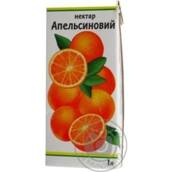 Нектар Каждый день апельсиновый 1л