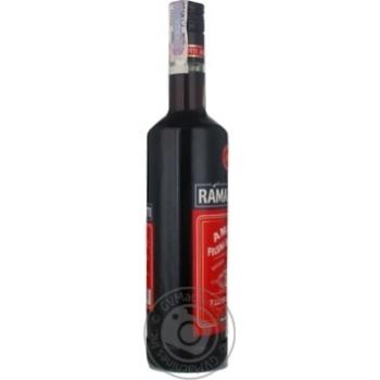 Лікер Ramazzotti Amaro 30% 0,7л - купить, цены на Novus - фото 3