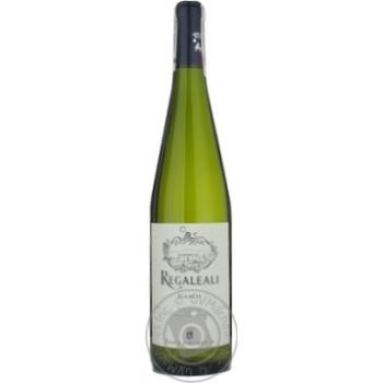 Вино Tasca d'Almerita Regaleali біле сухе 12,5% 0,75л