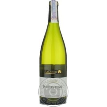 Вино La Cheteau Pouilly Fume белое сухое 12,5% 0,75л