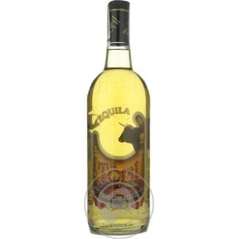 Tequila El toril 40% 1000ml glass bottle Jalisco Mexico