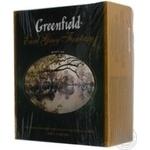 Чай Гринфилд Эрл Грей Фентези черый с бергамотом 2г х 100шт
