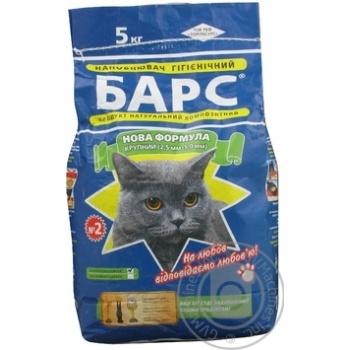 Bars №2 Toilet filler for cats 5 kg