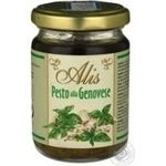Sauce Alis Genoa vegetable 125g Italy