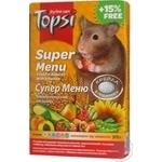 Корм Topsi для грызунов Супер меню 575г - купить, цены на МегаМаркет - фото 2