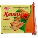 Хлебцы Здоровья вам ржаной 100г Украина