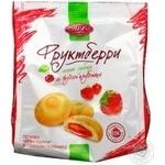 Печиво Авк полуниця 200г Україна