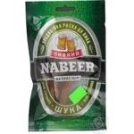Щука Nabeer солоно-сушена 25г х6