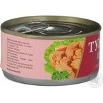 Fish Line Whole Tuna - buy, prices for Auchan - image 3