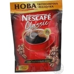 Natural instant granulated coffee Nescafe Classic 150g Ukraine