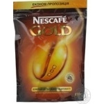 Natural instant sublimated coffee Nescafe Gold 150g Ukraine