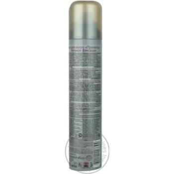 Лак для волос Прелесть Сильная фиксация 200мл - купить, цены на Novus - фото 3