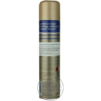 Лак Wellaflex Длительная поддержка объема для волос 400мл - купить, цены на Восторг - фото 3