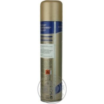Лак Wellaflex Длительная поддержка объема для волос 400мл - купить, цены на Восторг - фото 4
