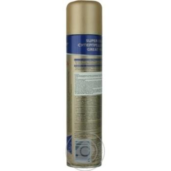 Лак Wellaflex Длительная поддержка объема для волос 400мл - купить, цены на Восторг - фото 5