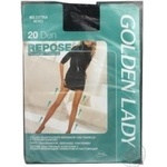 Golden Lady Repose Tights 20D