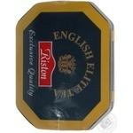 Черно-зеленый чай Ристон 350г железная банка Шри-Ланка