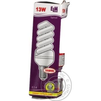 Лампа ELM FS 13W E14 4000К