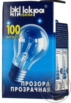 Bulb Iskra e27 100w 1000hours 1340lm 230v