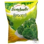 Vegetables cabbage broccoli Bonduelle frozen 400g sachet