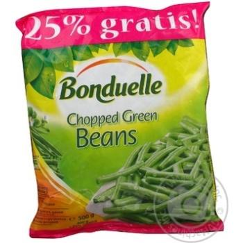 Bonduelle Green Beans Cut Frozen 500g