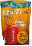 Напій Нескафе розчинна 103.2г в стіках Україна