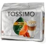 Coffee Tassimo late ground 480g vacuum packing Russia