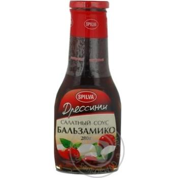 Salad dressing Balzamіko Spilva 280g - buy, prices for Auchan - image 3