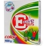 Порошок стиральный Колор э для цветных тканей 400г Польша