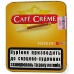 Cigars Cafe creme 10pcs 0mg Holland