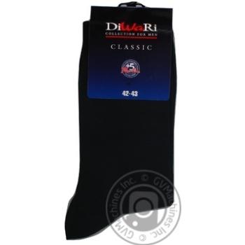 Sock Diwari Classic cotton for man 27-29 - buy, prices for Novus - image 3