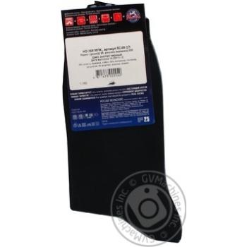 Шкарпетки чоловічі Diwari Classic р.25 000 чорний 5С-08СП - купити, ціни на CітіМаркет - фото 4