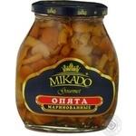 Гриби Mikado Опеньки мариновані 530г
