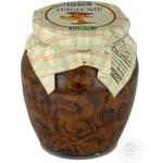 Mushrooms chanterelles Charme canned 720g glass jar