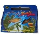 Корм для риб сухий пластинчатий Природа БіоВіт 100г