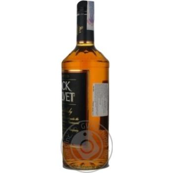 Black Velvet 3 yrs whisky 40% 1l - buy, prices for Novus - image 5