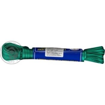 Шнур для білизни MTM 10м ПВХ