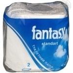 Папір туалетний Fantasy 1шт