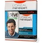 Набір подарунковий Men Expert піна для гоління Сенситив 200 мл + шампунь Мультівітамін 250мл